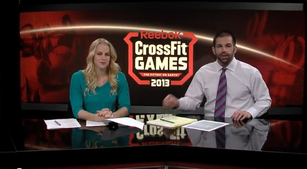 2013 CrossFit Games Update SHow