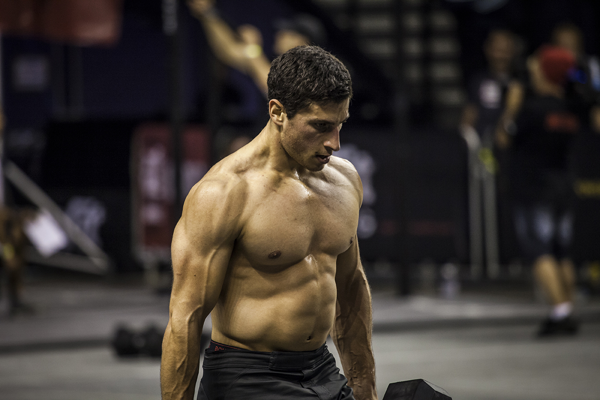 Reebok Crossfit Games 2012