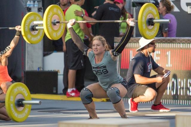 Lindsey Valenzuela CrossFit Games