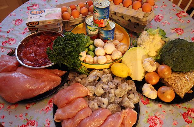 top 10 paleo foods