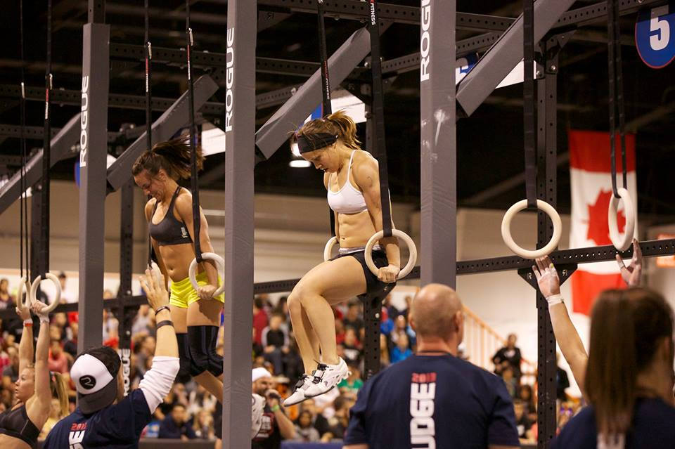 2013 CrossFit Canada East Regional (Image courtesy of CrossFit's Facebook Page)