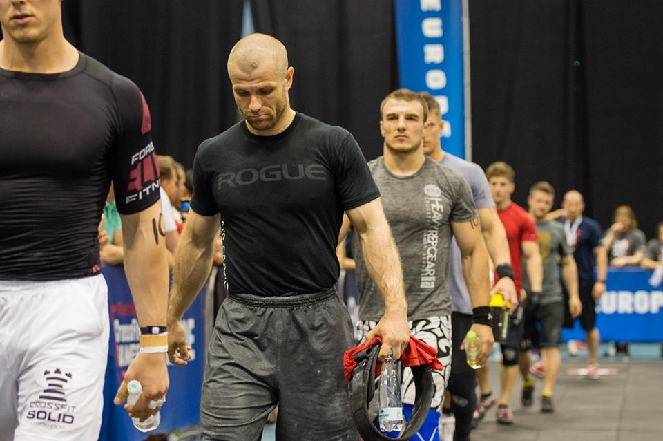 2013 CrossFit Europe Regional (Image courtesy of CrossFit's Facebook Page)