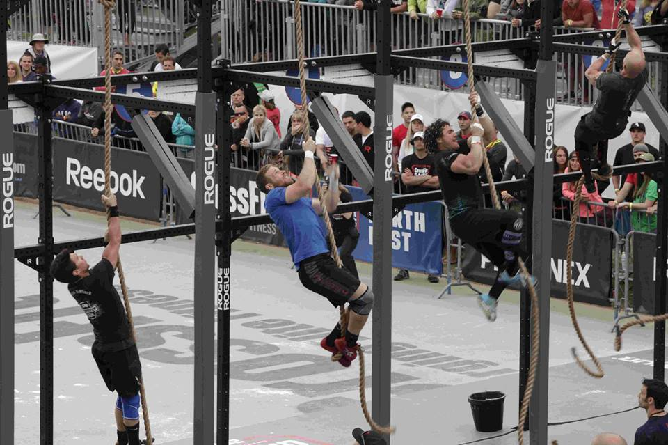 2013 CrossFit North East Regional (Image courtesy of CrossFit's Facebook Page)