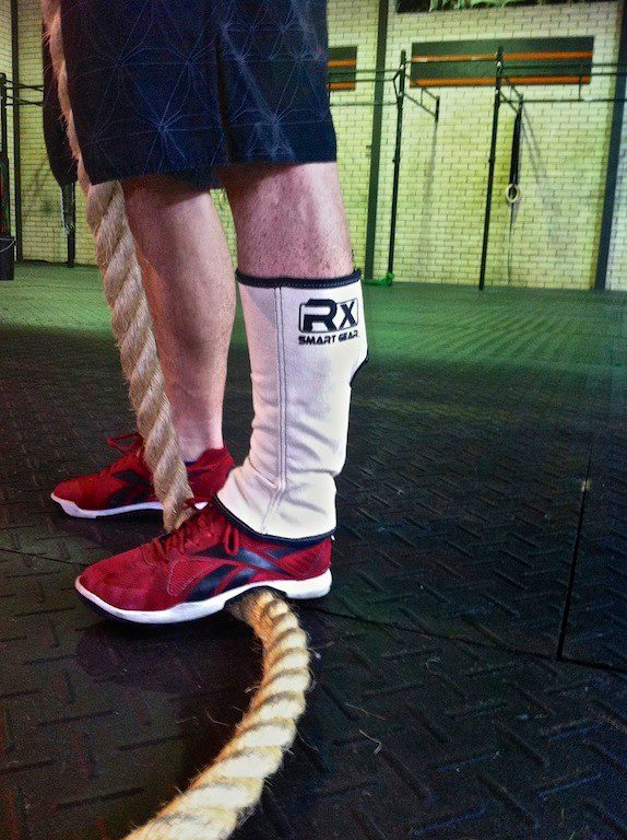 Rx Smart Gear Shin Guard 1