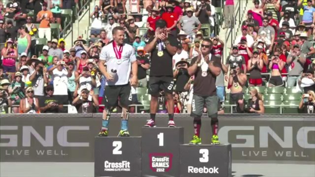 Video thumbnail for vimeo video Weekly CrossFit News Wrap Video: May 16, 2013