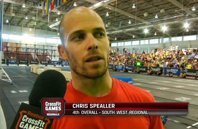 Chris Spealler