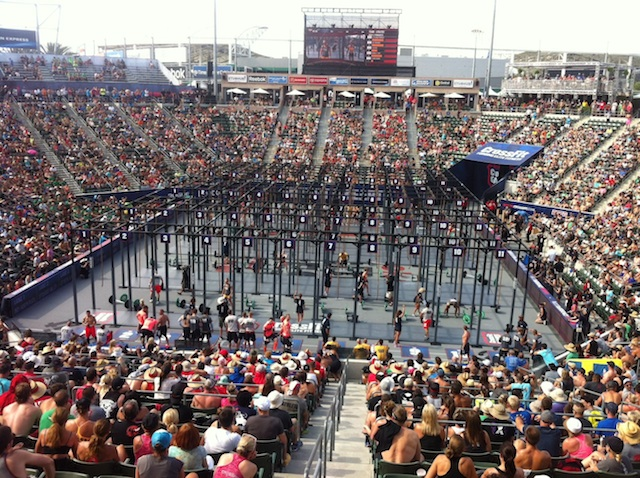 2013 CrossFit Games - Day 2 Recap