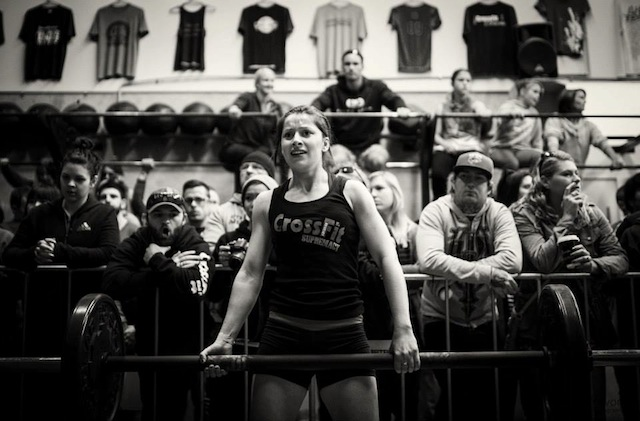 CrossFit Never Quit Showdown 2013