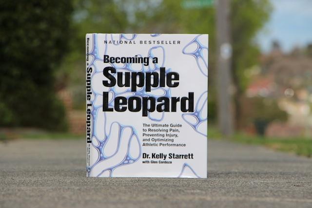 "Kelly Starrett's 'Becoming a Supple Leopard"""