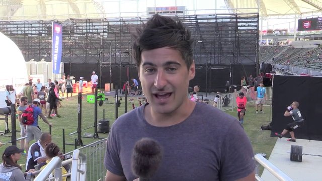 Video thumbnail for vimeo video Moments Before Final Event at the 2013 CrossFit Games