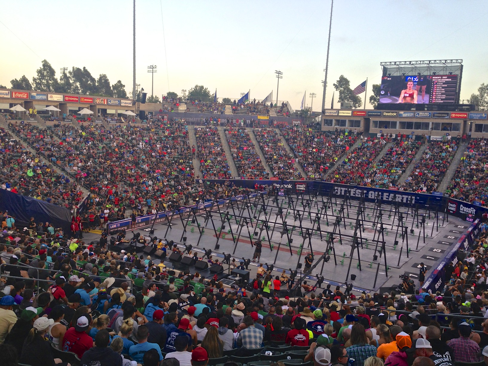 Tickets to the 2014 CrossFit Games