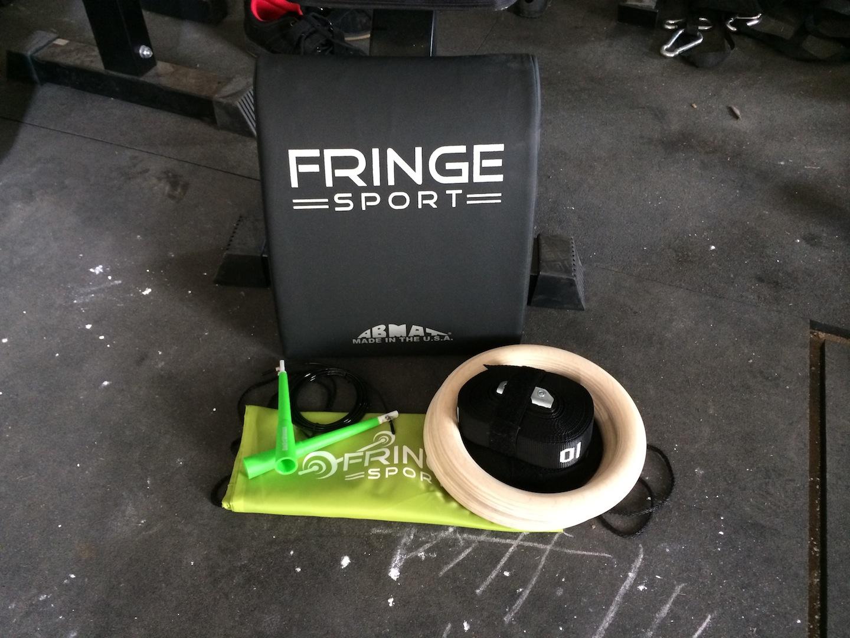 Fringe Sport Bodyweight WOD Pack