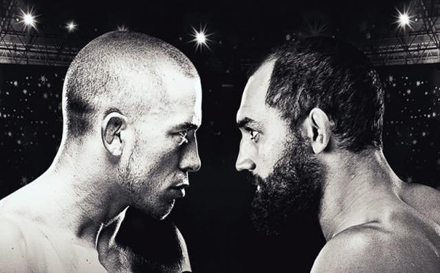 UFC Primetime St-Pierre vs Hendricks - Episode 1