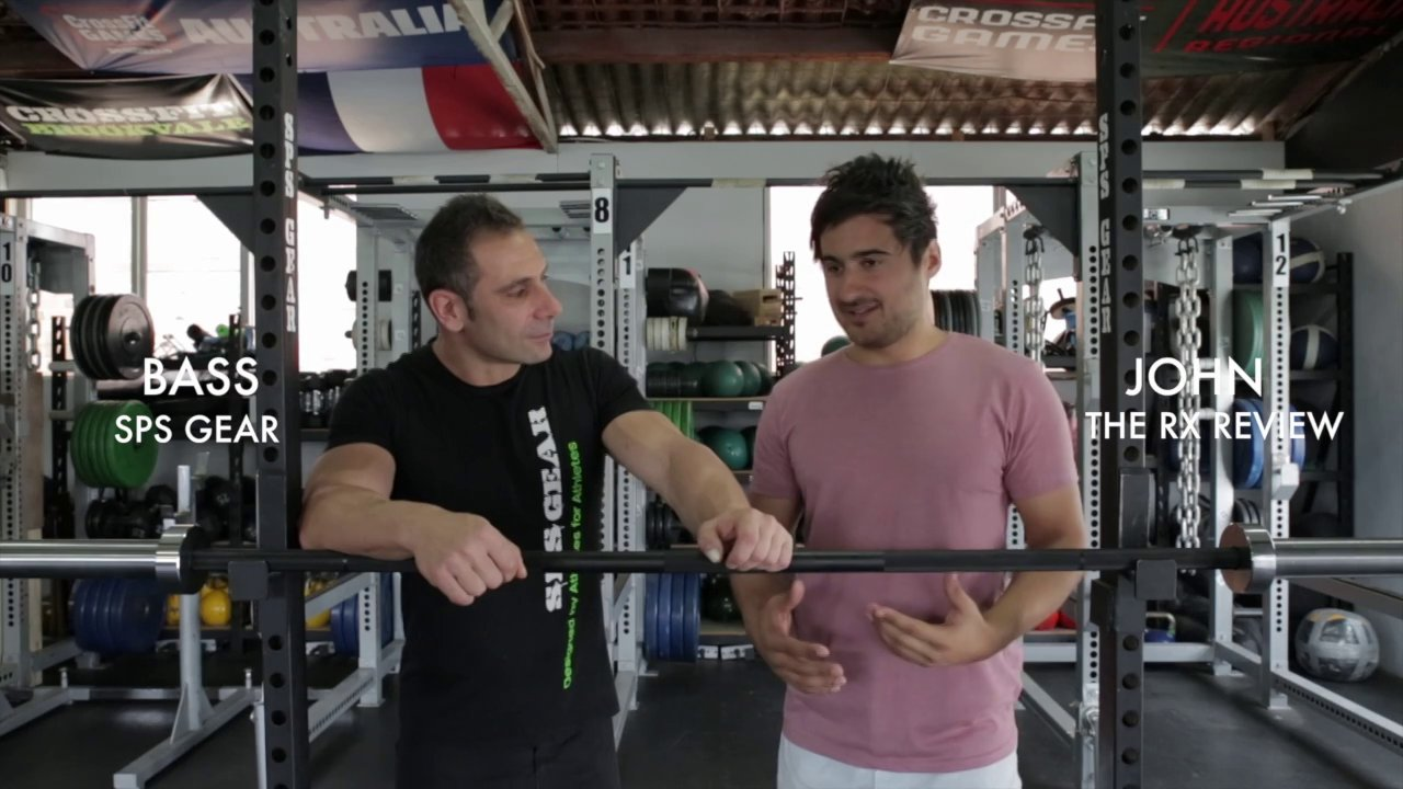 Video thumbnail for vimeo video Tips on Buying an Olympic Barbell
