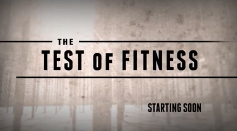 The Test of Fitness Documentary