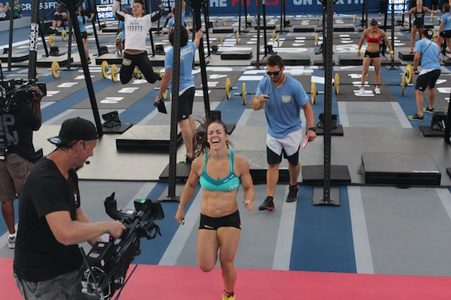 2014 CrossFit Games Day 2