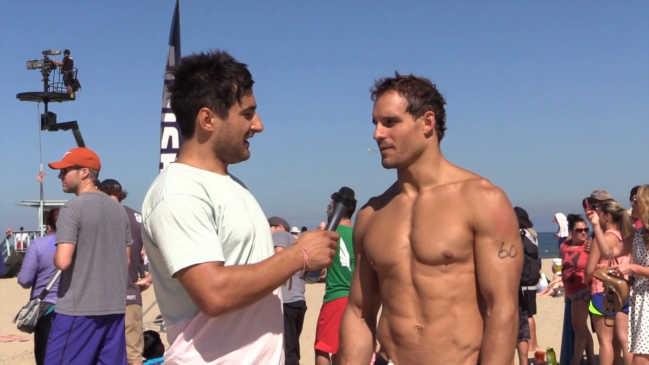 Video thumbnail for vimeo video Jordan Troyan: 1st Place - The Beach Event