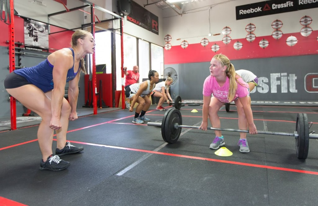 Katie Hogan Coaching CrossFit Coach