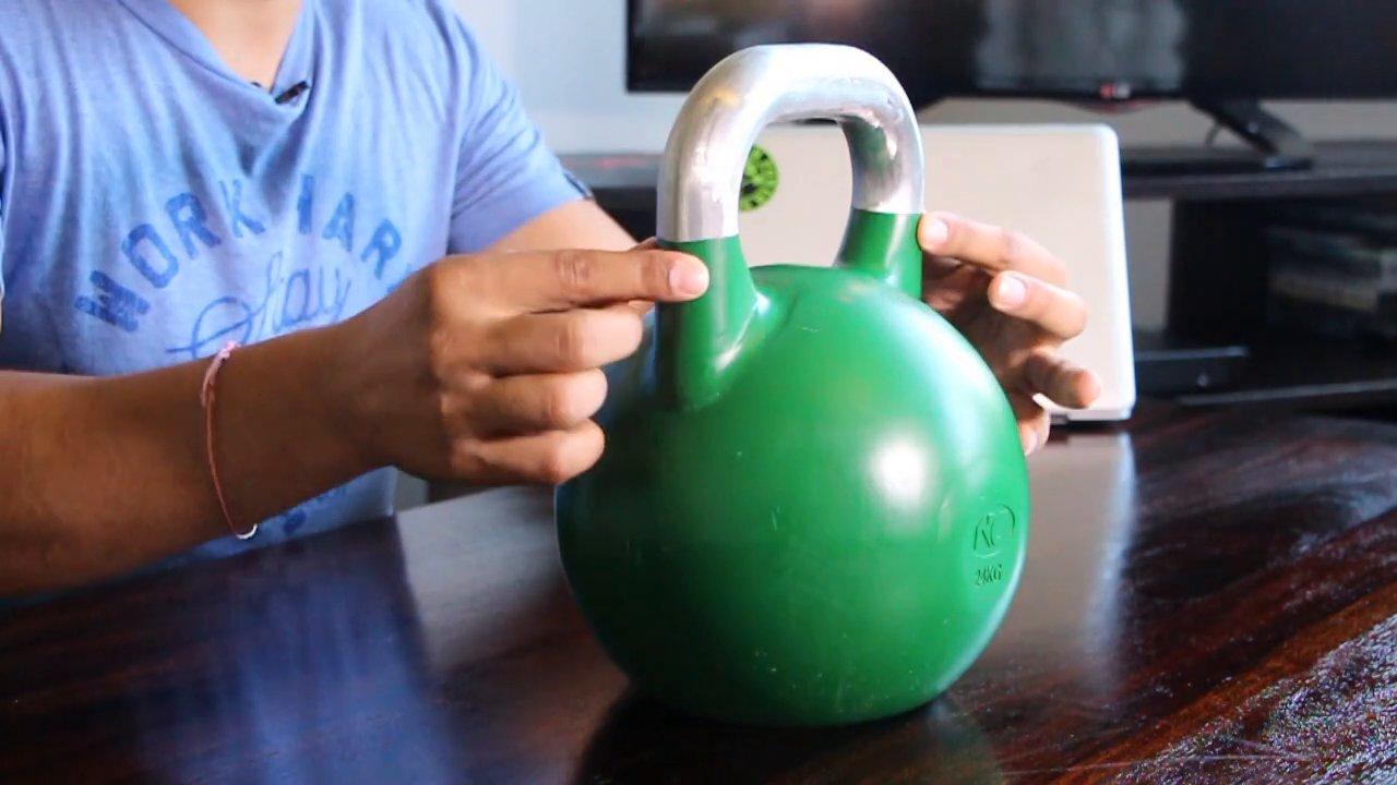 nc fitness gear kettlebell review