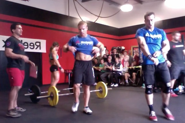 2014 crossfit team series team reebok east crossfit news
