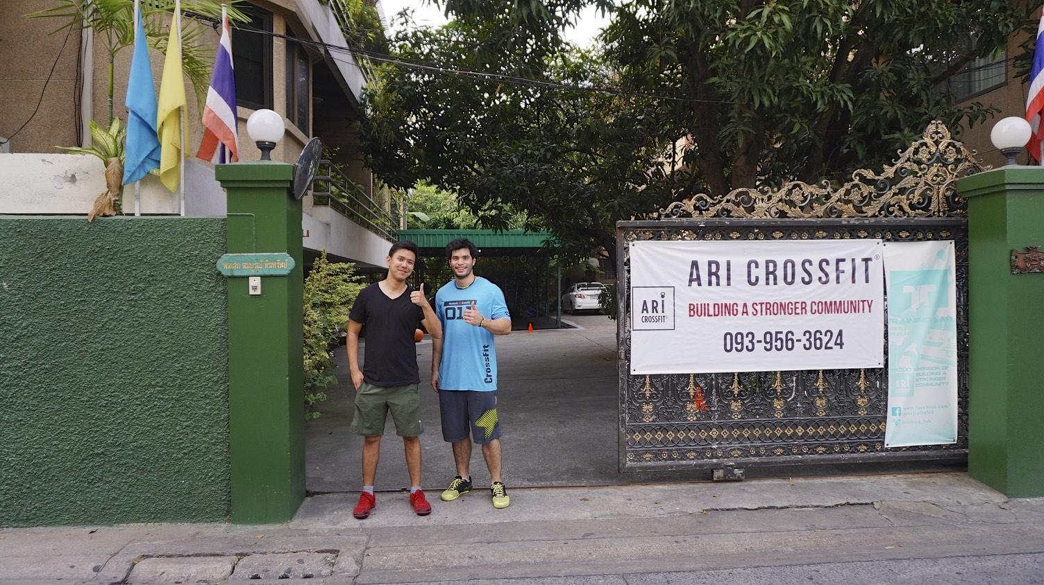 Ari CrossFit 6