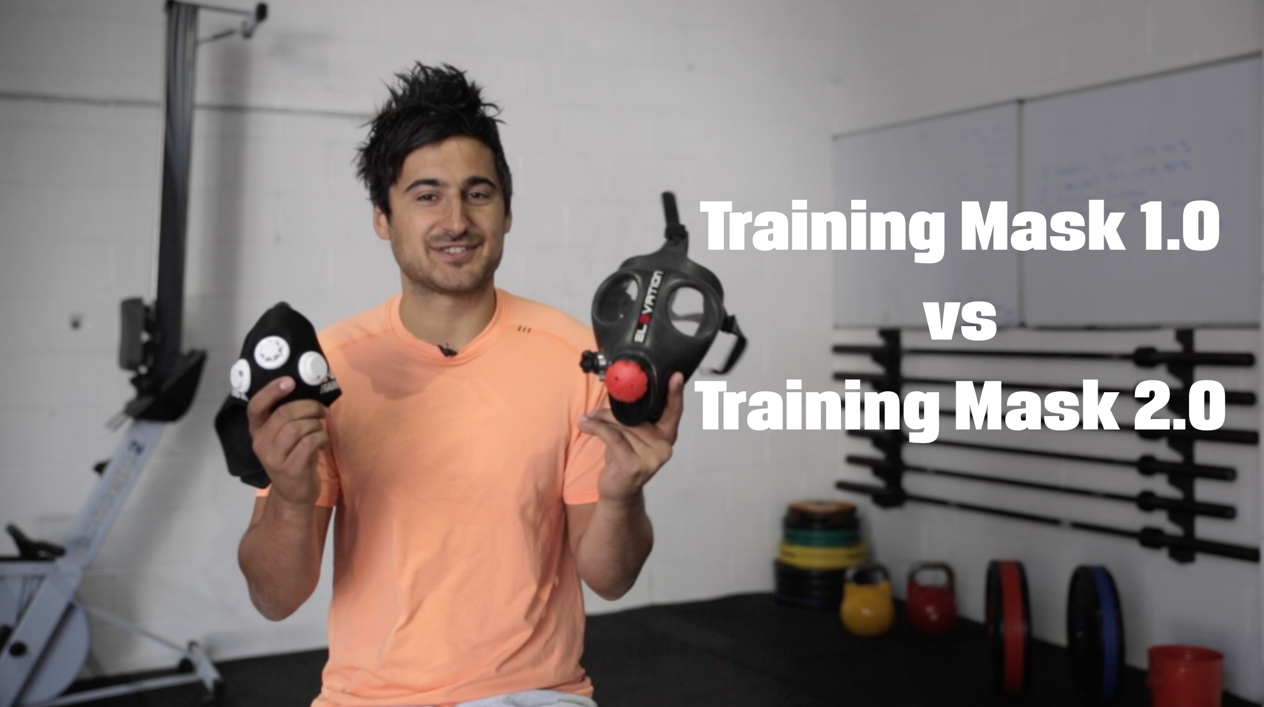 Training Mask 1 vs Training Mask 2