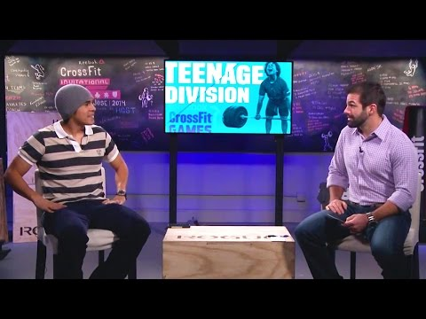 Dave Castro on CrossFit's new teen division