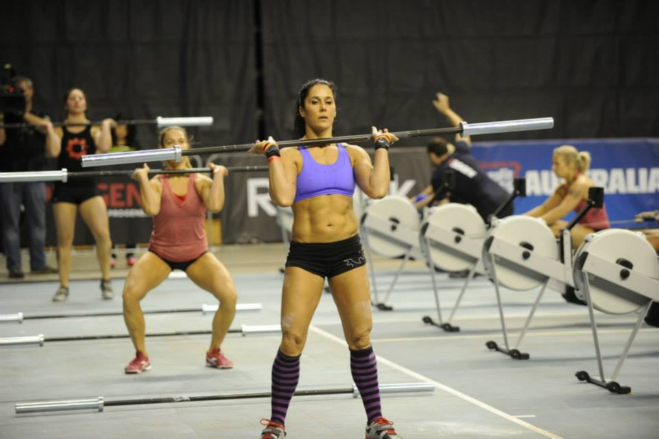Amanda Allen crossfit open 15.5 tips