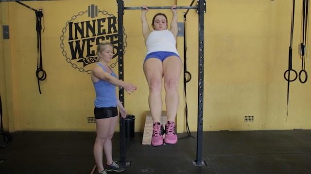 Learning the Glide Kip Gymnastics tips