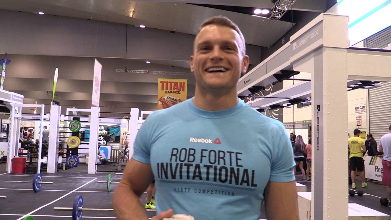 Video thumbnail for vimeo video Chad Mackay - CrossFit Games Return in 2015?