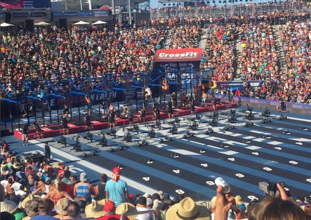 top 10 moments of the 2015 crossfit games