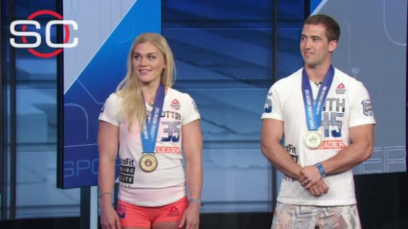 smith and davidsdottir on ESPN