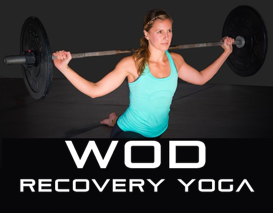WOD Recovery Yoga new title