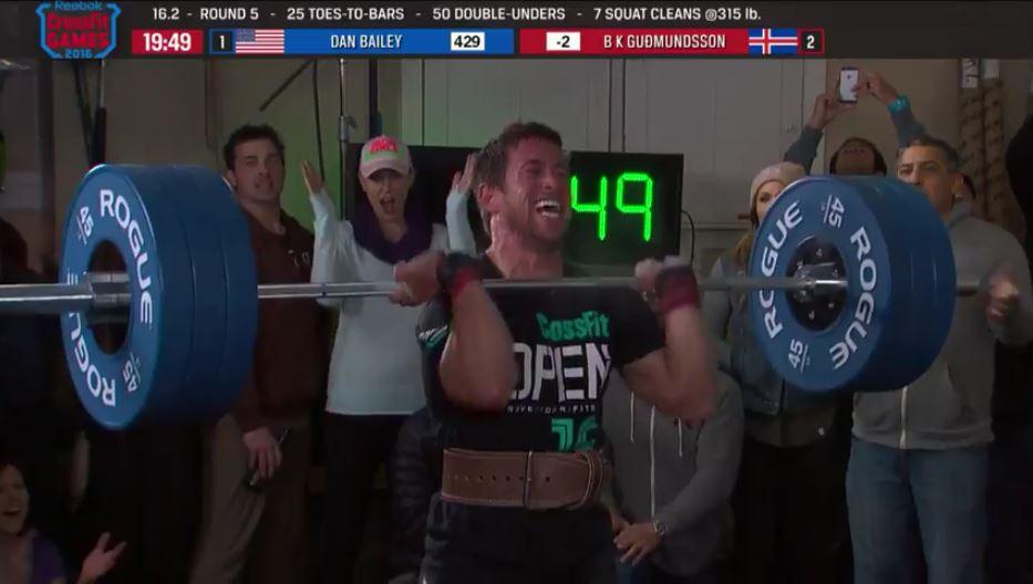 Bailey Defeats Guðmundsson