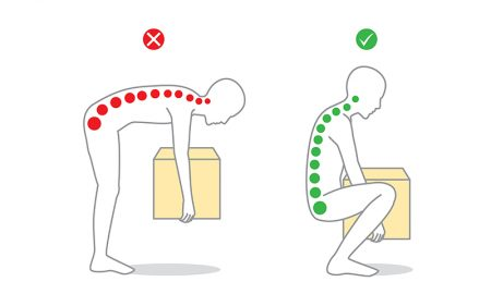 increase strength by changing your posture