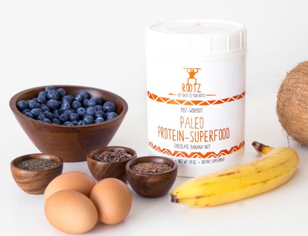 rootz paleo protein superfood