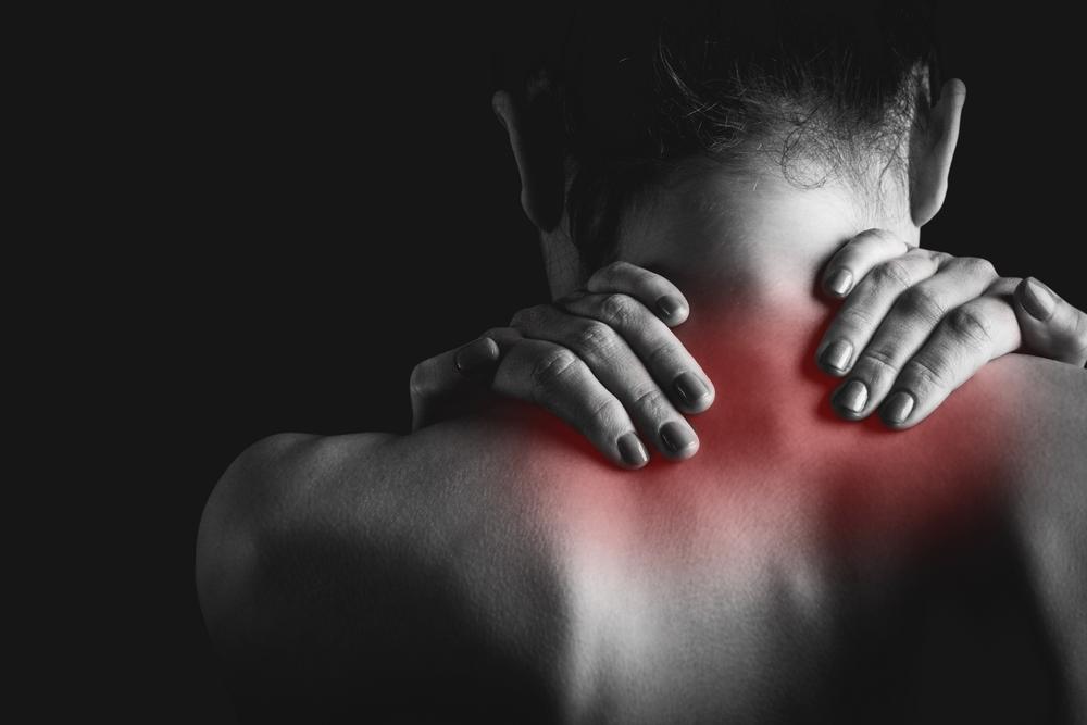 crossfit neck pain