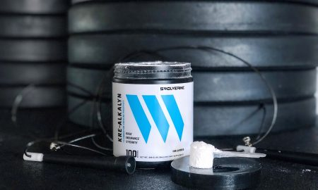 Swolverine: Kre-Alkalyn Creatine