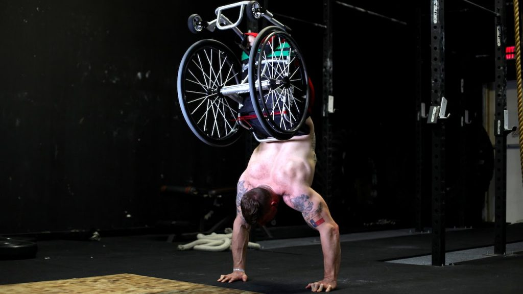 disabled crossfit crossfit disabilities