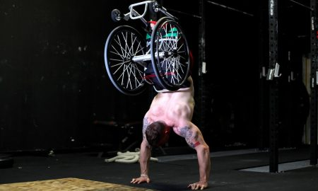 disabled crossfit
