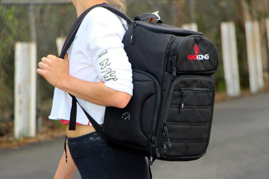 king kong fuel meal prep backpack