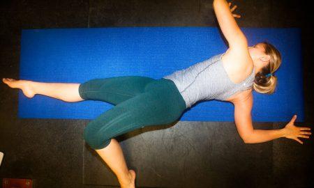 cactus yoga pose