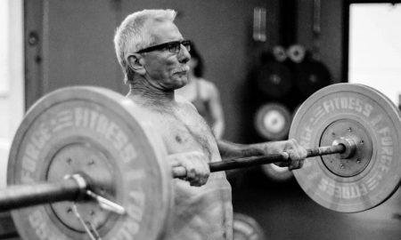 elderly crossfit masters