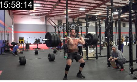 rich froning breaks world record