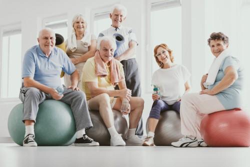 elderly crossfit masters