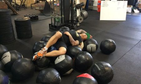 sleep crossfit