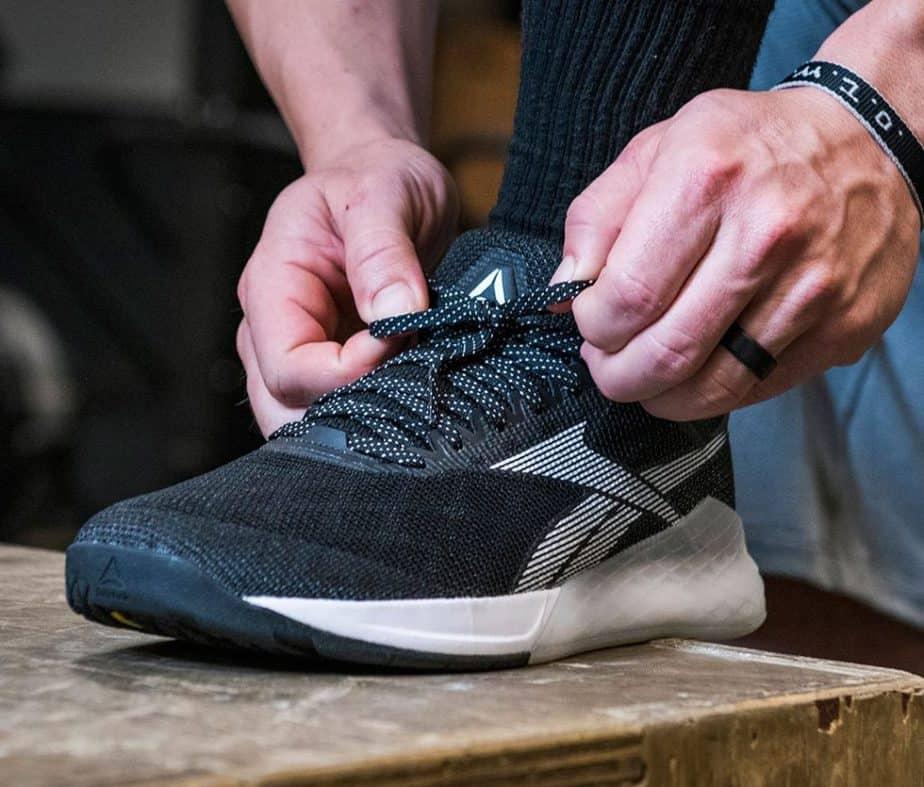 Reebok CrossFit Nano 9 Men's Cool ShadowCold GreyWhitePewter