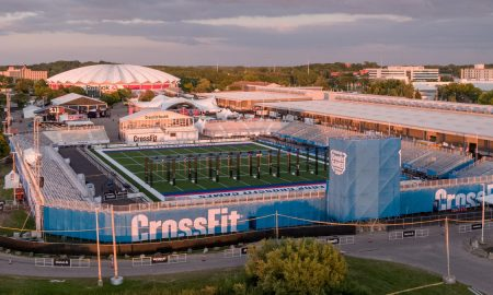2019 crossfit games schedule released