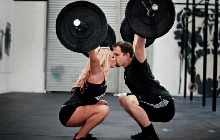 Dating a Professional CrossFit Athlete Date a Professional CrossFit Athlete