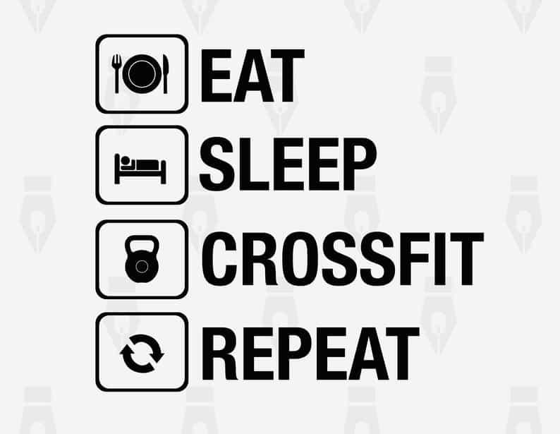 east sleep crossfit 7